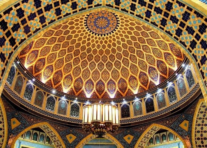Odnos između islamske umjetnosti i islamske duhovnosti