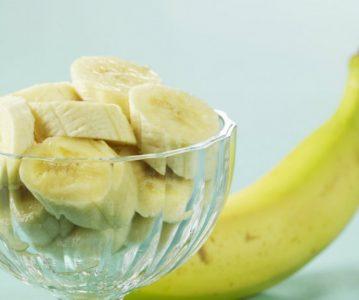 Banana kao lijek