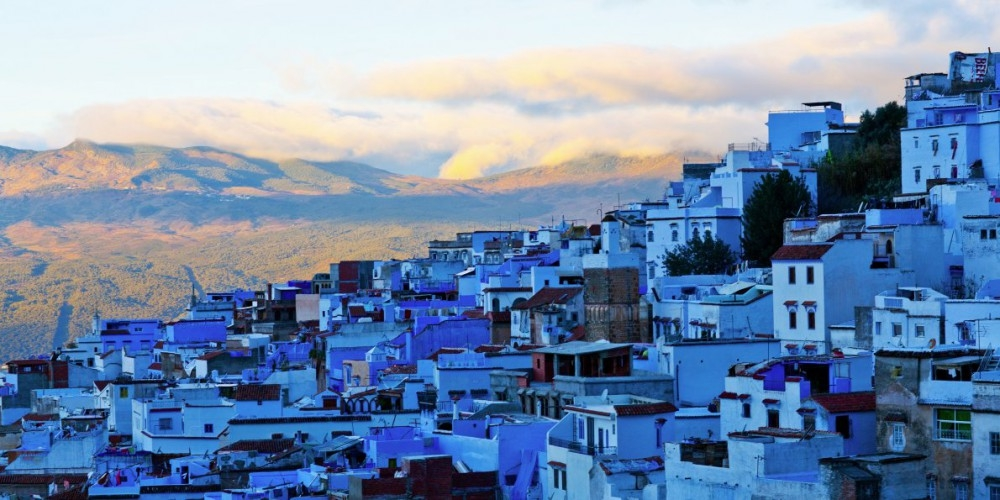 Plavi grad – Shafshawan