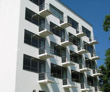 Moderna arihtektura – Bauhaus pokret