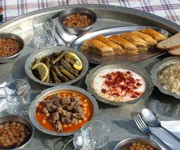 Turska kuhinja