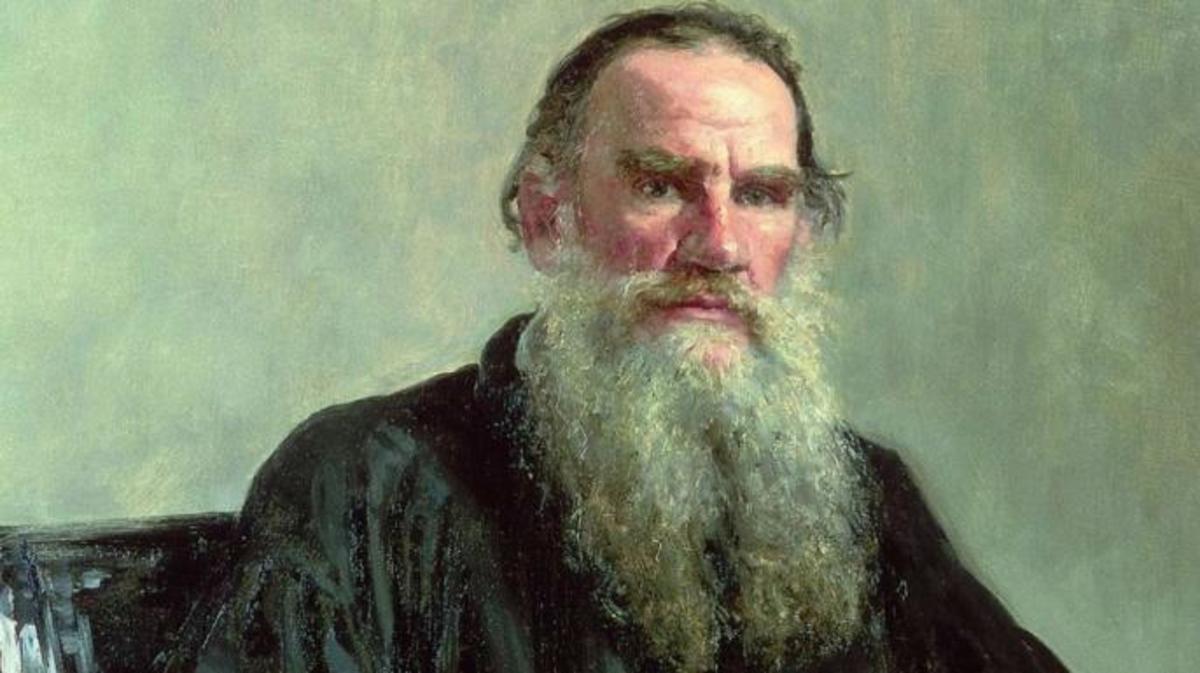 20 Mudrih misli Lava Nikolajeviča Tolstoja