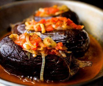 Imam bayildi -tradicionalno tursko jelo