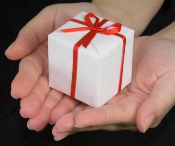 Hadisi o poklonu