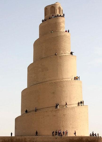 Rana islamska arhitektura u Iraku (II dio)
