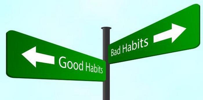 Devet loših navika kojima se sami uništavate
