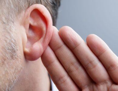 Podnošenje onoga što se čuje